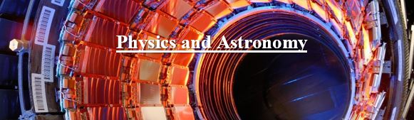 Physics and Astronomy photo